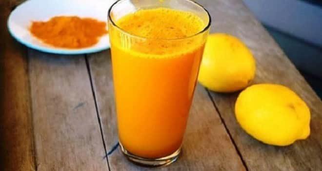 Lemoniada z kurkumy leczy depresję naturalnie i lepiej niż Prozac