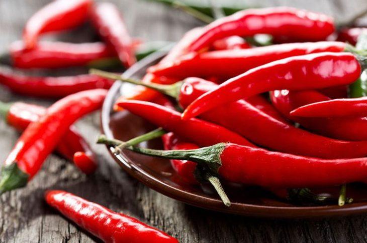 Gorące chilli przeciw rakowi.. Efekt jest bardzo silny
